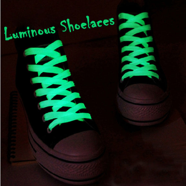 Luminous Glow In Dark Shoe Laces