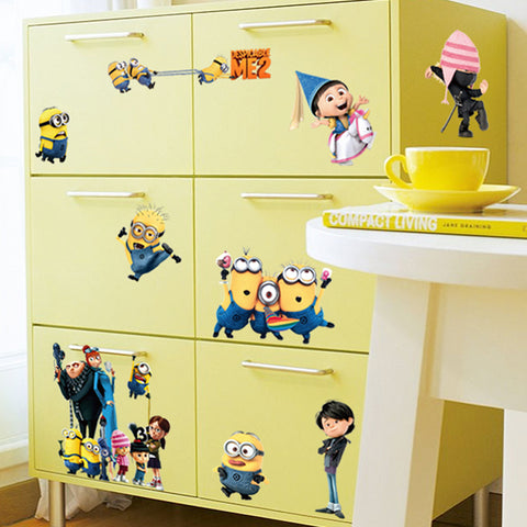 Minion Decal For Your Home