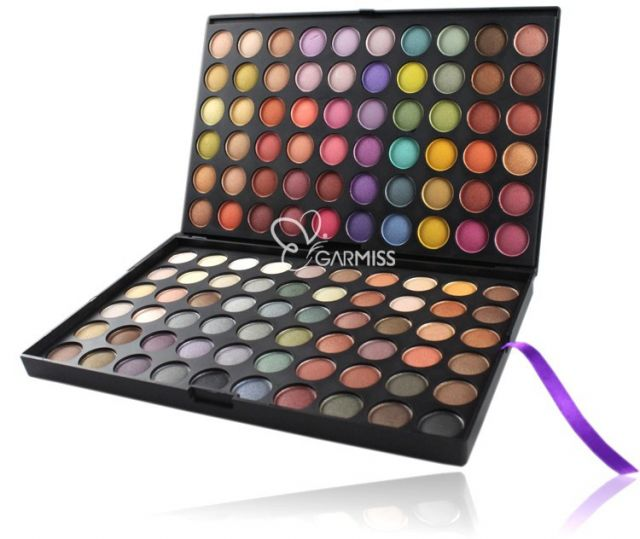 120-3 Colors #3 Eyeshadow Palette - Warehouse Beauty