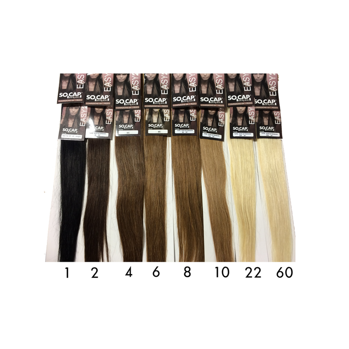 "So Cap Hair Extensions Tape in 20"" ID #3823 - Warehouse Beauty"