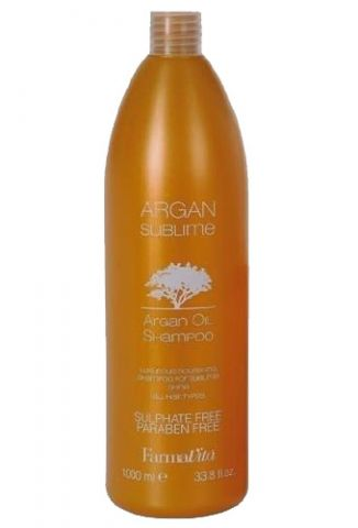 ARGAN SUBLIME SHAMPOO 1000ML - Warehouse Beauty