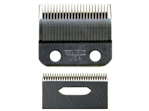 Standard 2- Hole Clipper Blades (Fit Pro Basic, Taper 2000, Super Taper II, Magic Clip) ID #990 - Warehouse Beauty