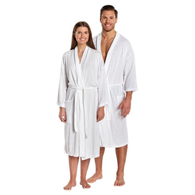 Terry Cloth Full Spa Robe