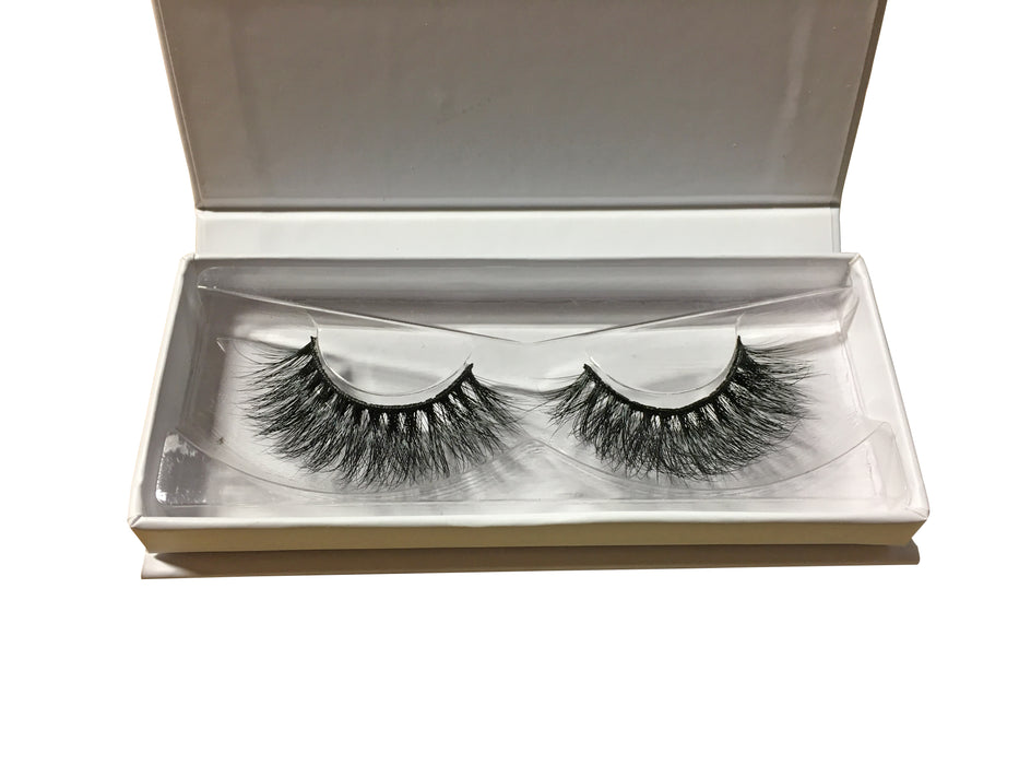 3D625 3D Reusable Premium Mink Strip Lash-Free Shipping - Warehouse Beauty