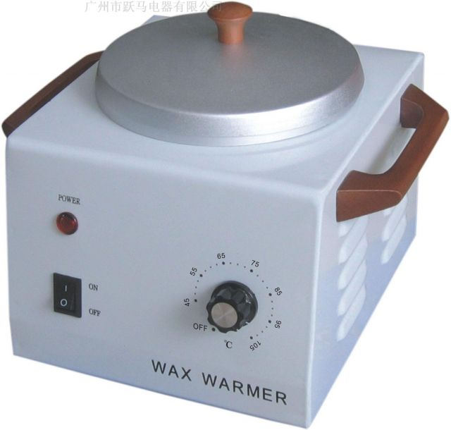 8106 Single Metal Pot Wax Warmer Heater - Warehouse Beauty