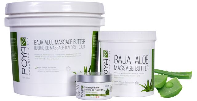 Baja Aloe Massage Butter 1KG - Warehouse Beauty