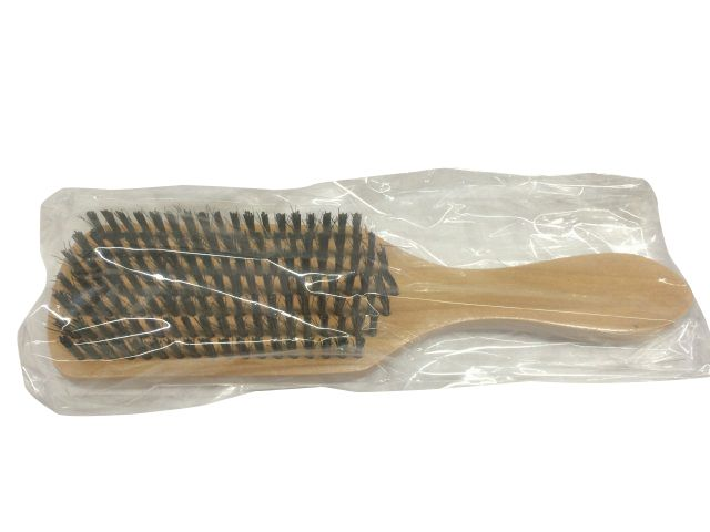 Club Brush Teakwood - Warehouse Beauty