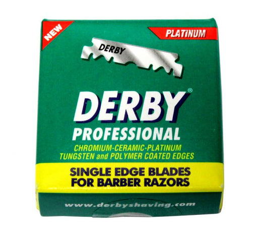 Derby Single Edge Blades 100pcs
