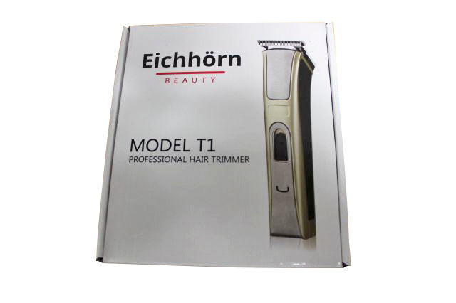 Eichhorn T1 Cordless Hair Trimmer - Warehouse Beauty