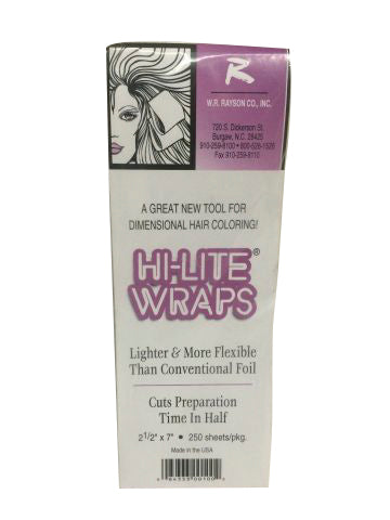 HI-LITE WRAPS Paper High Lighting - Warehouse Beauty
