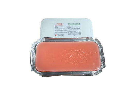Peach Paraffin 2lbs NIKU ID #7486 - Warehouse Beauty