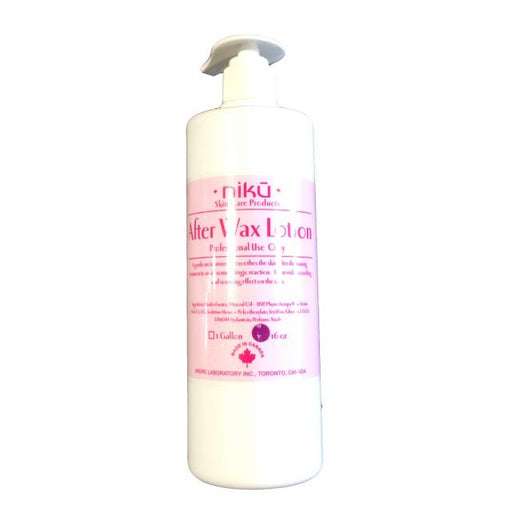 After Wax Soothing Lotion 16 oz NIKU - Warehouse Beauty