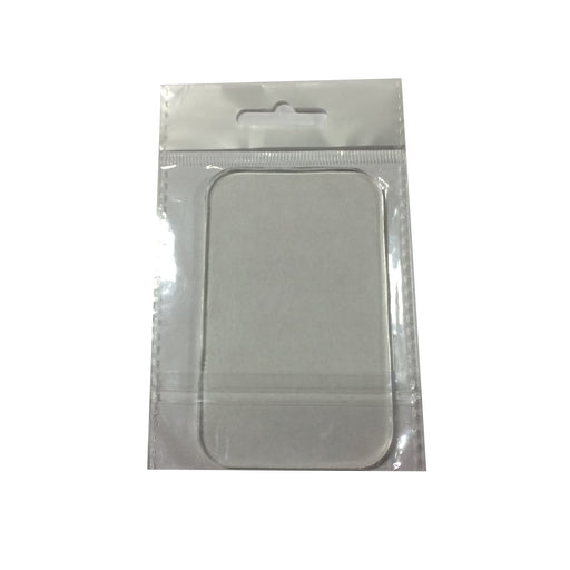 Square Large Silicone Lash Pad - Warehouse Beauty