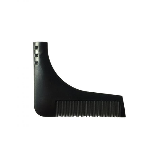 Plastic Grooming Beard Shaping Guide ID #8233 - Warehouse Beauty