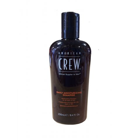 American Crew CLASSIC DAILY MOISTURIZING SHAMPOO 250ML - Warehouse Beauty