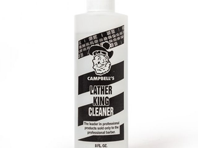 Latherking Cleaner No63 8oz ID #3912 - Warehouse Beauty