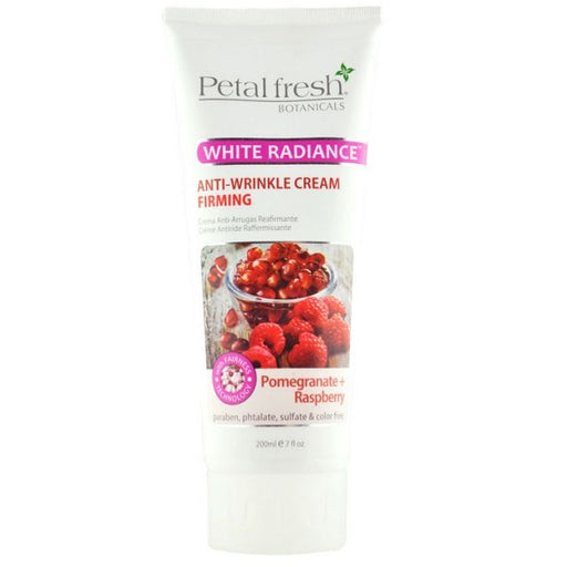 White Radiance 7 oz Pomegranate & Raspberry Anti-Wrinkle Cream ID #6689 - Warehouse Beauty