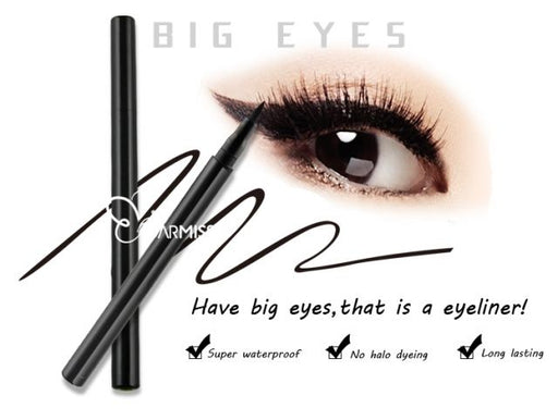Waterproof Eyeliner Pencil No Logo ID #7608 - Warehouse Beauty