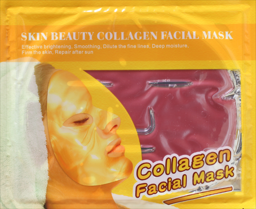 Rose Collagen Face Mask