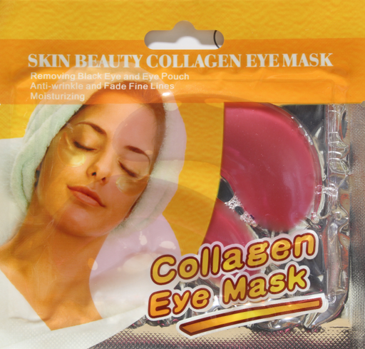 ROSE Collagen Under Eye Patch Mask 1 pr