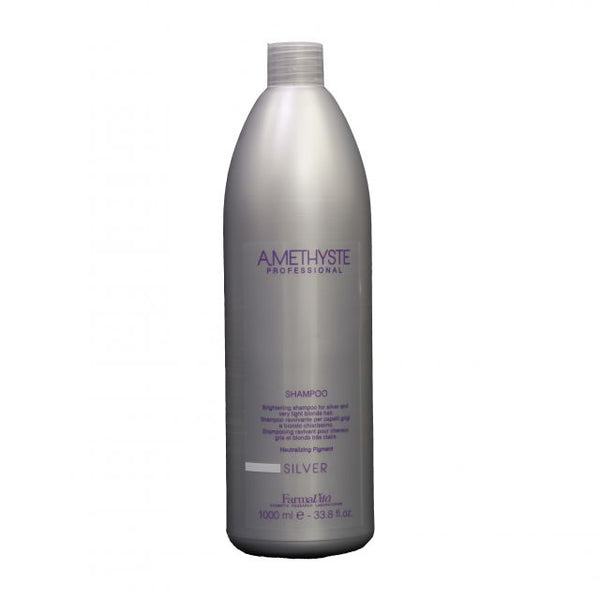 AMETHYSTE SILVER SHAMPOO 1000ML ID #6077 - Warehouse Beauty