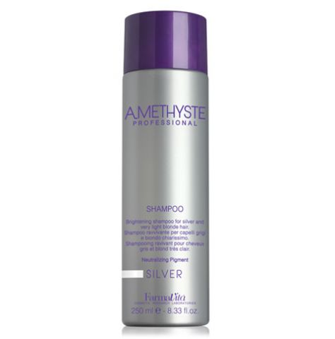 AMETHYSTE SILVER SHAMPOO 250ML - Warehouse Beauty