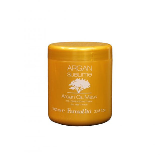 ARGAN SUBLIME MASK 1000ML - Warehouse Beauty