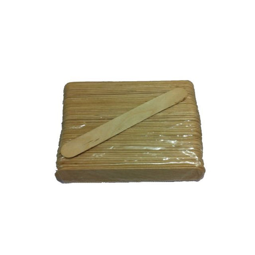 Large Wood Waxing Stick BC 100 ID #923 - Warehouse Beauty