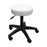 BS01 Massage Aesthetics Stool Tall Round Cushion - Warehouse Beauty