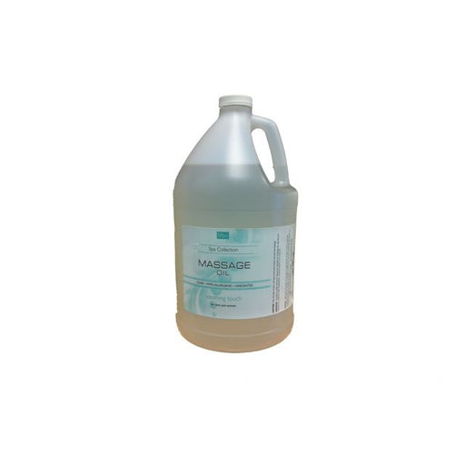 MASSAGE OIL Clear Unscented 1 Gallon ID #3800 - Warehouse Beauty