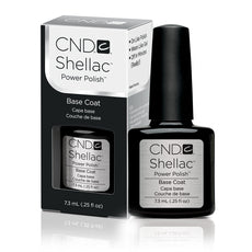 CND Shellac Base Coat 0.5oz - Warehouse Beauty