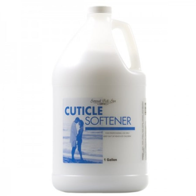 ARVI CUTICLE SOFTENER Cacee Gallon - Warehouse Beauty