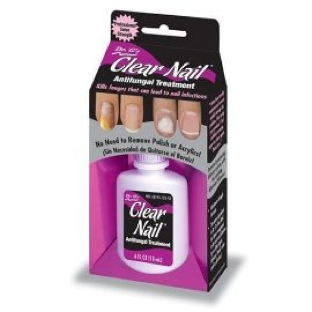 Dr G Clear Nail Anti Fungus - Warehouse Beauty