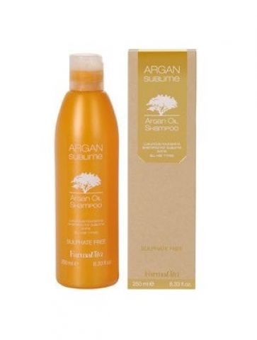 ARGAN SUBLIME SHAMPOO 250ML - Warehouse Beauty