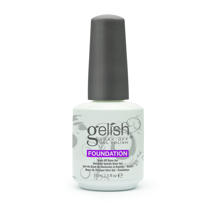 Gelish Foundation Base Coat 0.5oz - Warehouse Beauty