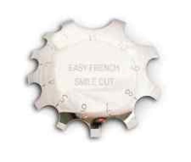 Smile Cut French Tool Q cutter ID #7954 - Warehouse Beauty