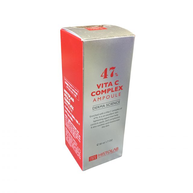 Histolab Korea Vitamin C 47% Ampoule 50ml