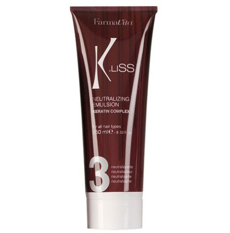 3 K.LISS NEUTRALIZING EMULSION 250ML - Warehouse Beauty