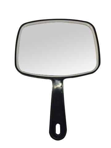 "Mirror large hand 7 1/2"" x 6 1/4"" 08305 ID #3739 - Warehouse Beauty"