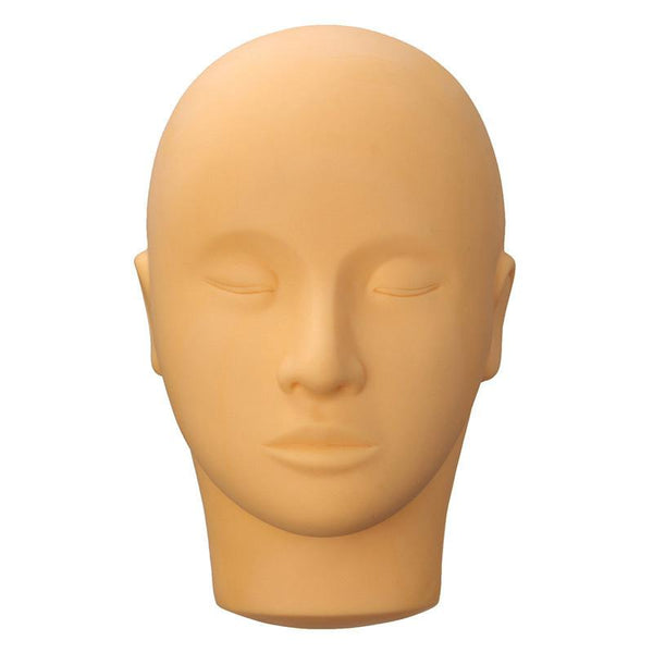 Microblade Practice Mannequin Head - Warehouse Beauty