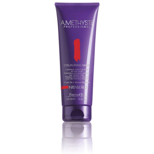 Amethyste Coloring Mask Intense Red 250ml - Warehouse Beauty