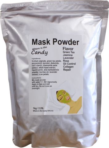 Face Mask Powder 1KG