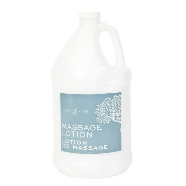 BH Massage Lotion Unscented Gallon - Warehouse Beauty