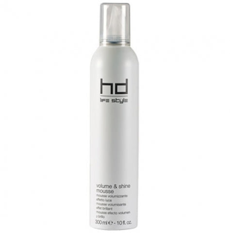 HD Life Style VOLUME & SHINE MOUSSE 300ml ID #3645 - Warehouse Beauty