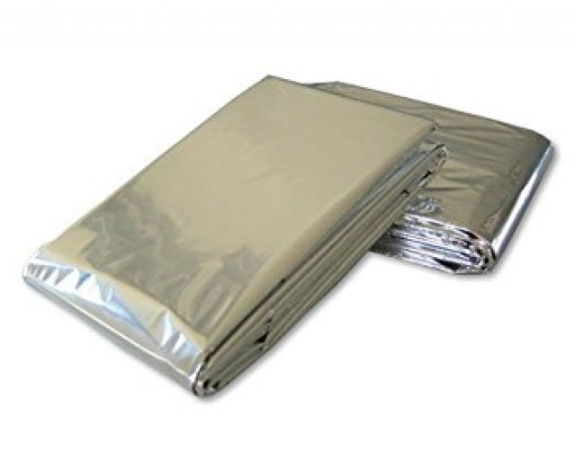 Mylar Blanket 1pc ID #8195 - Warehouse Beauty