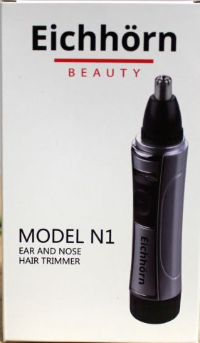 Eichhorn N1 Nose Hair Trimmer - Warehouse Beauty