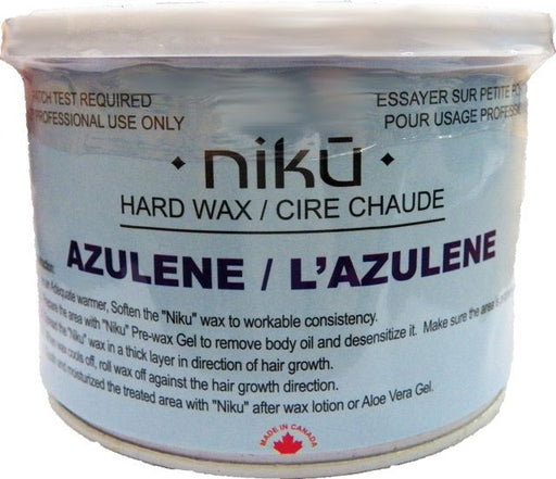 HARD Wax Azulene 400 ml NIKU  ID #7727 - Warehouse Beauty