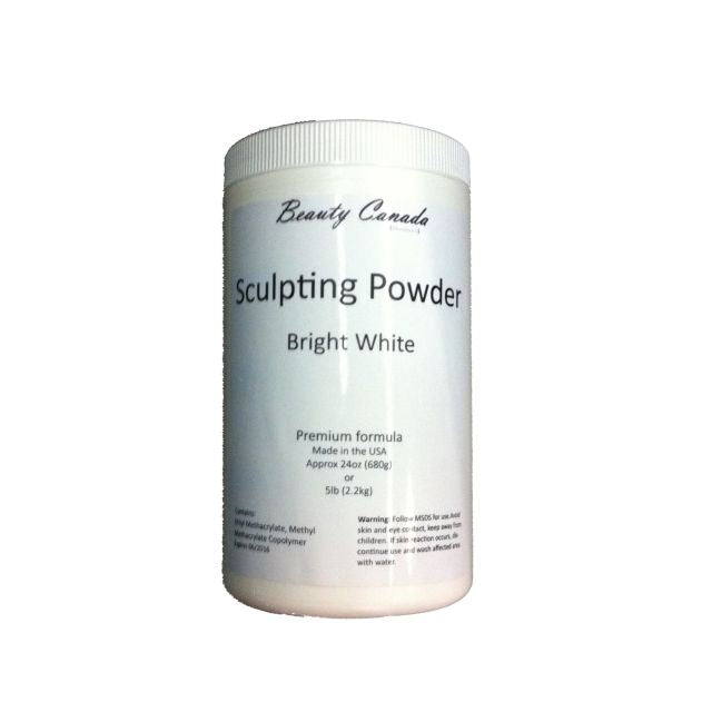 BC Clear Acrylic Powder 24oz - Warehouse Beauty