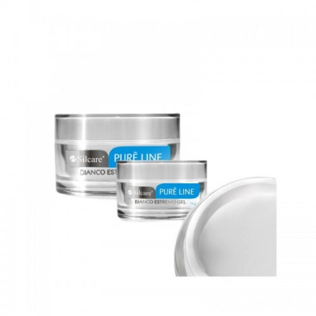 Pure Line White Builder Gel 50g ID #7466 - Warehouse Beauty