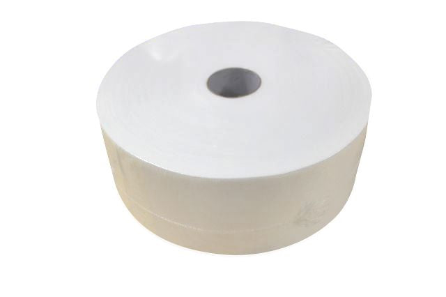 3 inch (7.6cm) x 100 yard removal paper wax muslin roll - Warehouse Beauty